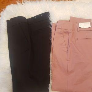 Bundle loft dressup pants